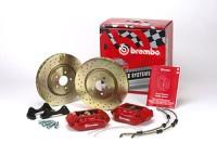 Brembo sada GRAND TURISMO přední Mini One, Cooper; -- rok výroby 2001> (33.0003.xx)