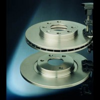 """GALFER přední brzdové kotouče řada """"DFA"""" MINI Cooper 1.6i 16V -- rok výroby 01-> ( průměr kotouče 276mm, počet otvorů na šrouby 4 )"""