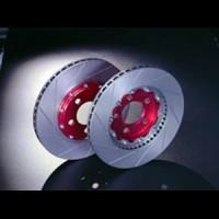 """GALFER přední sportovní plovoucí brzdové kotouče řada """"DFX"""" MINI Cooper S 1.6i 16V -- rok výroby 02-> ( průměr kotouče 276mm, počet otvorů na šrouby 4 )"""