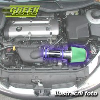 Air Intake System Green Speed'r Diadem MINI COOPER S 1,6L i COMPRESSOR výkon 120kW (163) rok výroby 01-