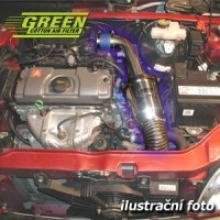 Air Intake System Green Speed'r Twister MINI COOPER 1,6L i výkon 85kW (115) rok výroby 01-