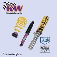 KW nastavitelný podvozek VARIANTA 1 Mini R56 (Mini-N) - výkon motoru 80-128kW -- od roku výroby 2006- ( regulace snížení přední nápravy 30-55mm, zadní nápravy 30-55mm )