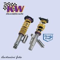KW nastavitelný podvozek VARIANTA 3 Mini Clubman R55 (Mini-N) - výkon motoru 80-128kW -- od roku výroby 2007- ( regulace snížení přední nápravy 30-55mm, zadní nápravy 30-55mm )